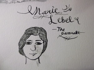 Marie Lebel -The Comrade-