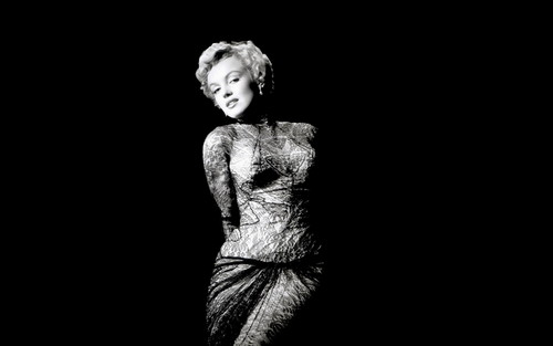 Marilyn Monroe wallpaper entitled Marilyn <3