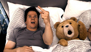 Mark Wahlberg as John Bennett in Ted
