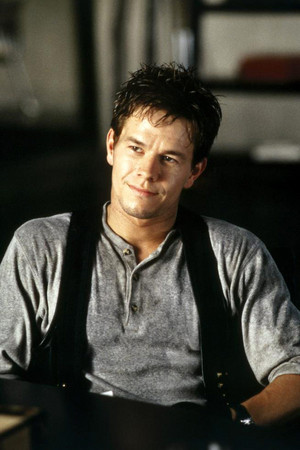 Mark Wahlberg as Melvin Smiley in The Big Hit