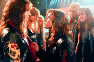 Mark Walhberg as Chris 'Izzy' Cole in Rock Star