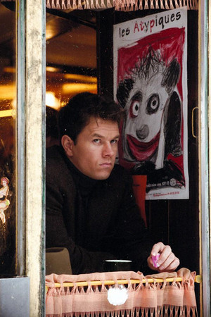 Mark Walhberg as Lewis Bartholamew in The Truth About Charlie