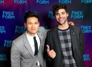 Matt and Harry