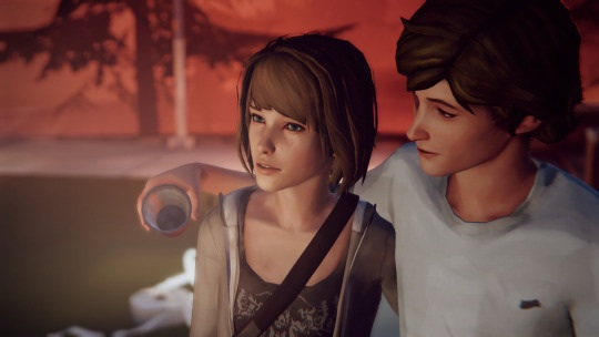 Life Is Strange Images Max And Warren Wallpaper Background Photos