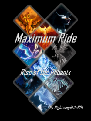 Maximum Ride Rise of the Phoenix Cover.PNG