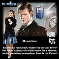 Meantime - doctor-who fan art