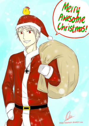 Merry Awesome Krismas