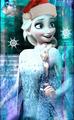 Merry 크리스마스 Elsa