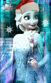 Merry Рождество Elsa