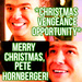 Merry Christmas, Pete Hornberger!