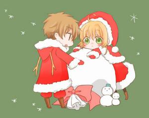 Merry Christmas! ヾ(^∀^*★)゚*・.。★