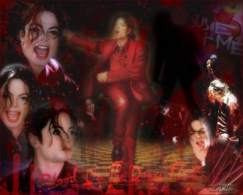 michael jackson wallpaper probably containing animê entitled Michael Jackson 52188