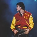 Michael Jackson - HQ Scan -  Michael Performing Thriller on the Bad Tour  - michael-jackson photo