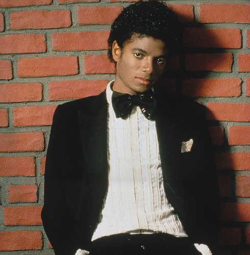 Michael Jackson wallpaper with a business suit called Michael Jackson - HQ Scan - Off the wall Photosession