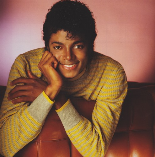 Michael Jackson wallpaper titled Michael Jackson - HQ Scan - Thriller Era Photoshoot