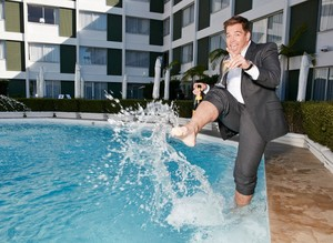 Michael Weatherly Outtakes фото