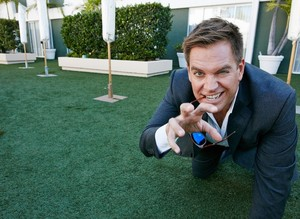 Michael Weatherly Outtakes mga litrato