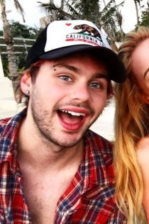 Mikey in Bali
