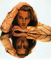 Mirror Johnny Depp