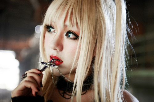 death note wallpaper called Misa Amane - Cosplay