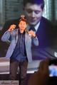 Misha at Comic Con Russia - misha-collins photo