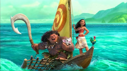 Moana wallpaper titled Moana new immagini