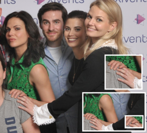 Morrilla touching