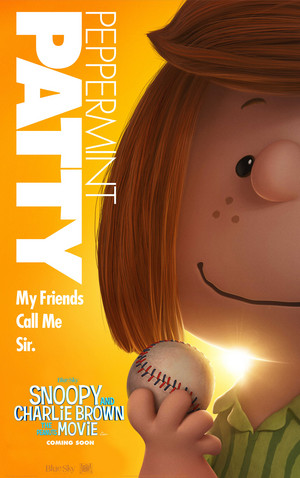 Movie Poster: Peppermint Patty