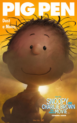 Movie Poster: Pig Pen