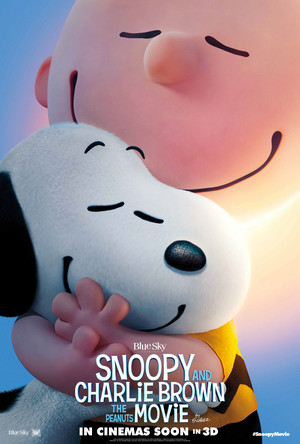 Movie Poster: Snoopy and Charlie Brown