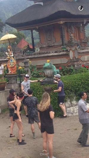Muke in Bali
