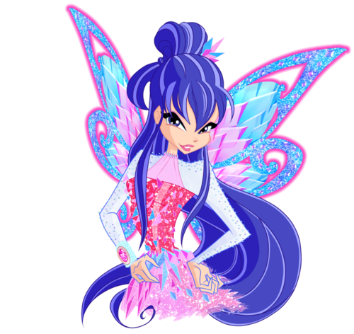 The Winx Club wallpaper entitled Musa Tynix