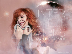 Mylene Farmer Sur Interstellaires