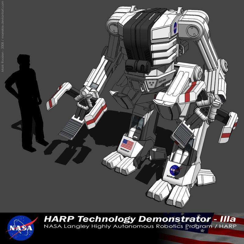 NASA Mech Prototype