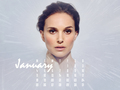 natalie-portman - NP.COM Calendar - January 2016 wallpaper