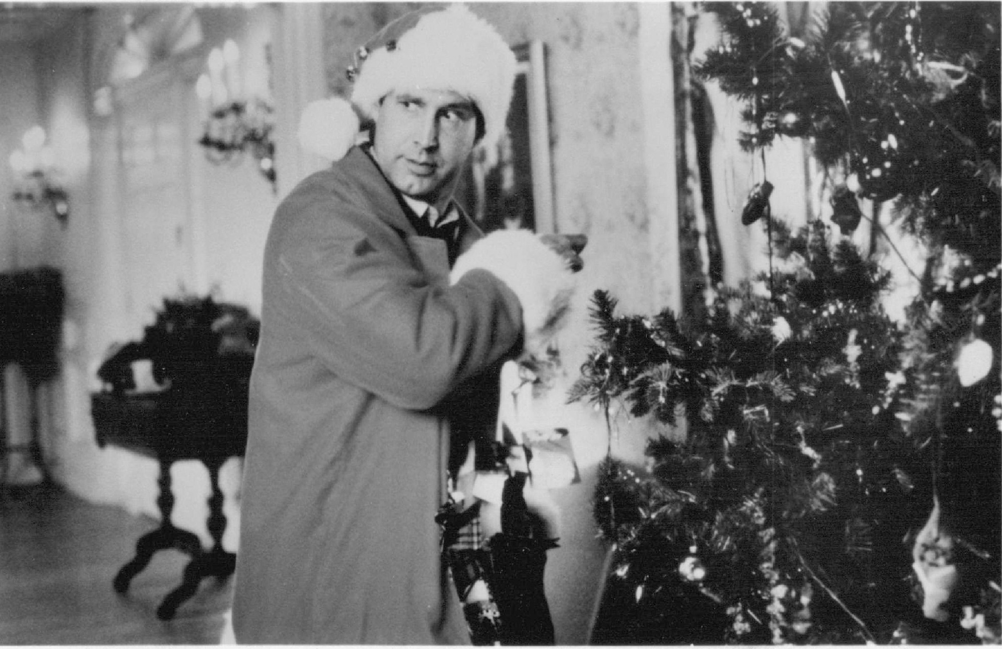 National Lampoons Christmas Vacation Chevy Chase Fanclub Photo 39177502 Fanpop