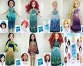 New 2016 Hasbro DP Dolls