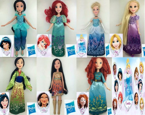 Disney Princess karatasi la kupamba ukuta called New 2016 Hasbro DP Dolls