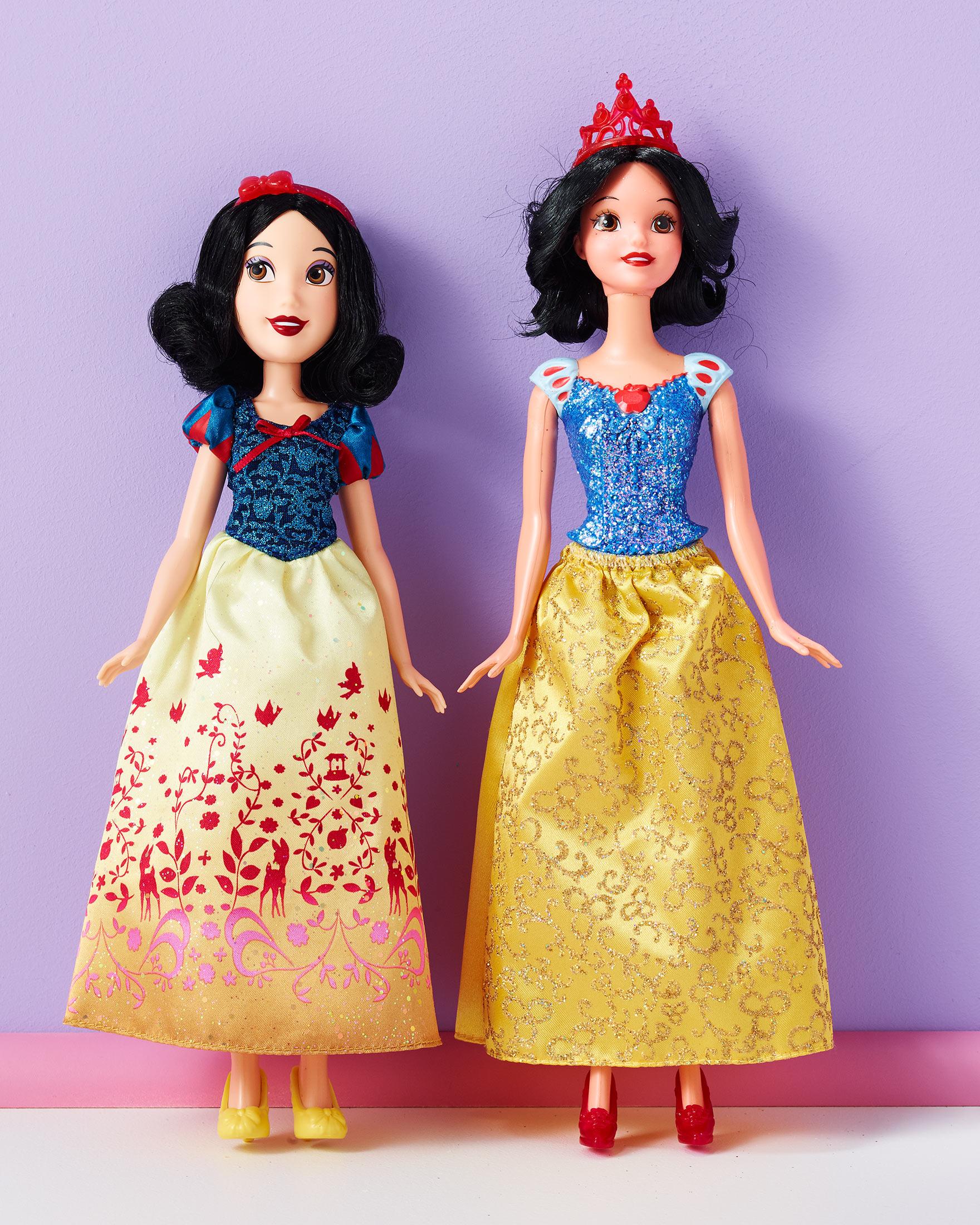 New 2016 Hasbro DP Dolls