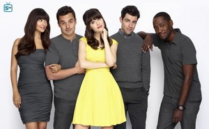 New Girl - Season 5 - Cast Promotional fotografias