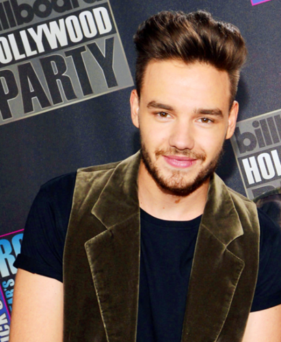 Liam Payne wolpeyper probably with a sign entitled New Year's Rockin' Eve 2016
