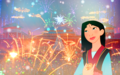 New Years Eve - disney-princess wallpaper