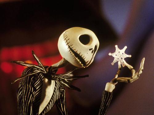 圣诞夜惊魂 壁纸 called Nightmare Before 圣诞节