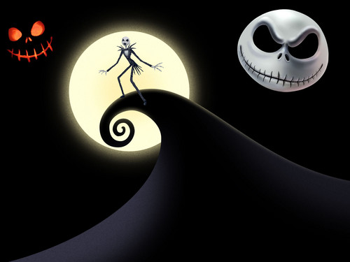 Nightmare Before Christmas wallpaper titled Nightmare Before Christmas
