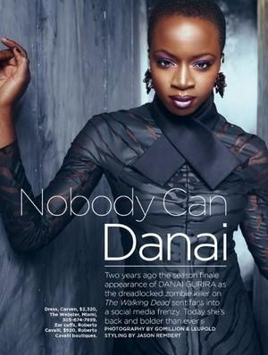 Nobody Can Danai - Essence Magazine