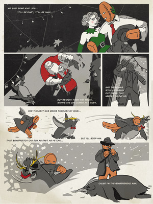 Northpole Noir: Page 12