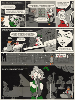 Northpole Noir: Page 3