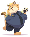 Officer Clawhauser