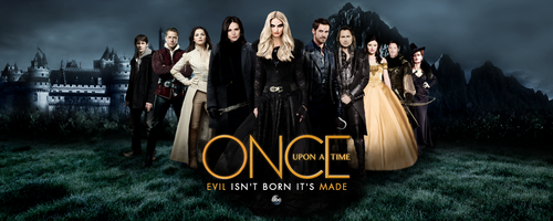 Once Upon A Time wallpaper titled Once Upon a Time
