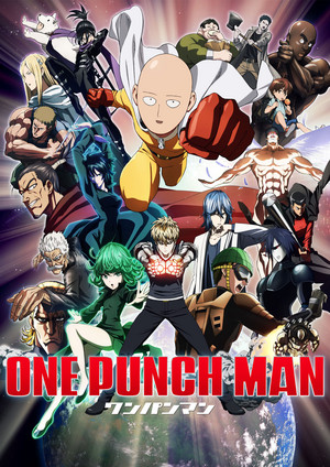 Onepunch man